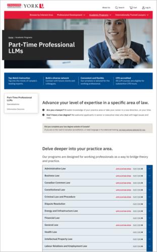 Part-time LLMs Landing page