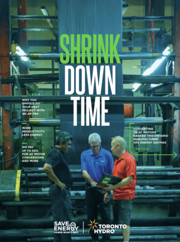 Shrink down time cover