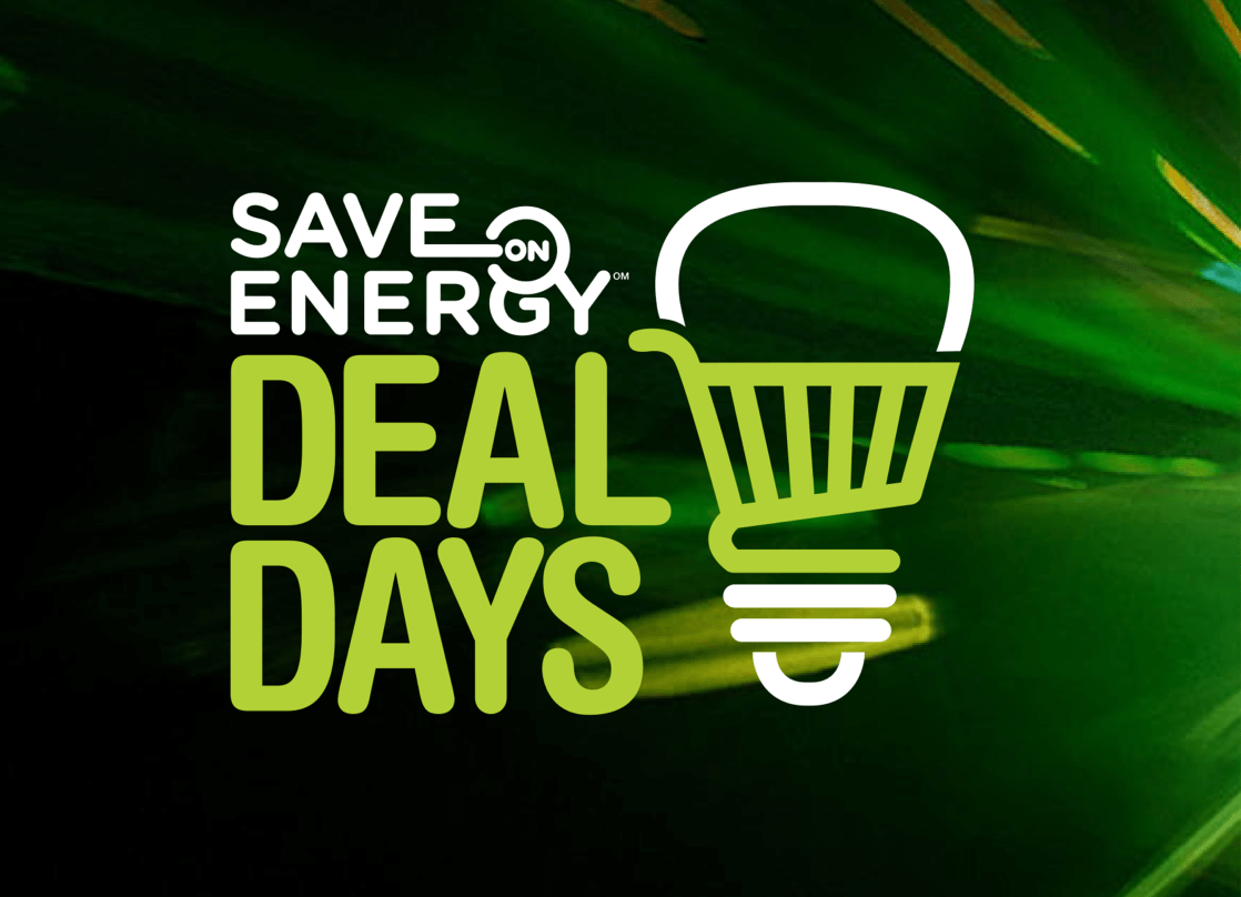 Save on Energy Deal Days logo
